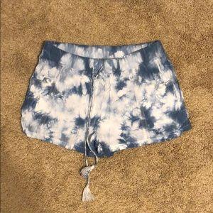Cotton On Tie Dye Drawstring Short